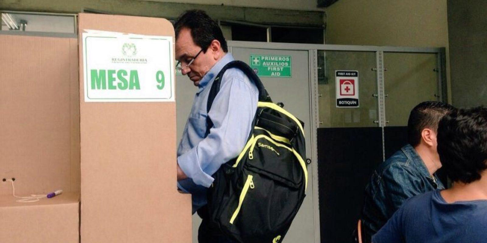 Alonso Salazar, Alianza Verde Foto:Cortesía: Campaña Alonso Salazar Jaramillo