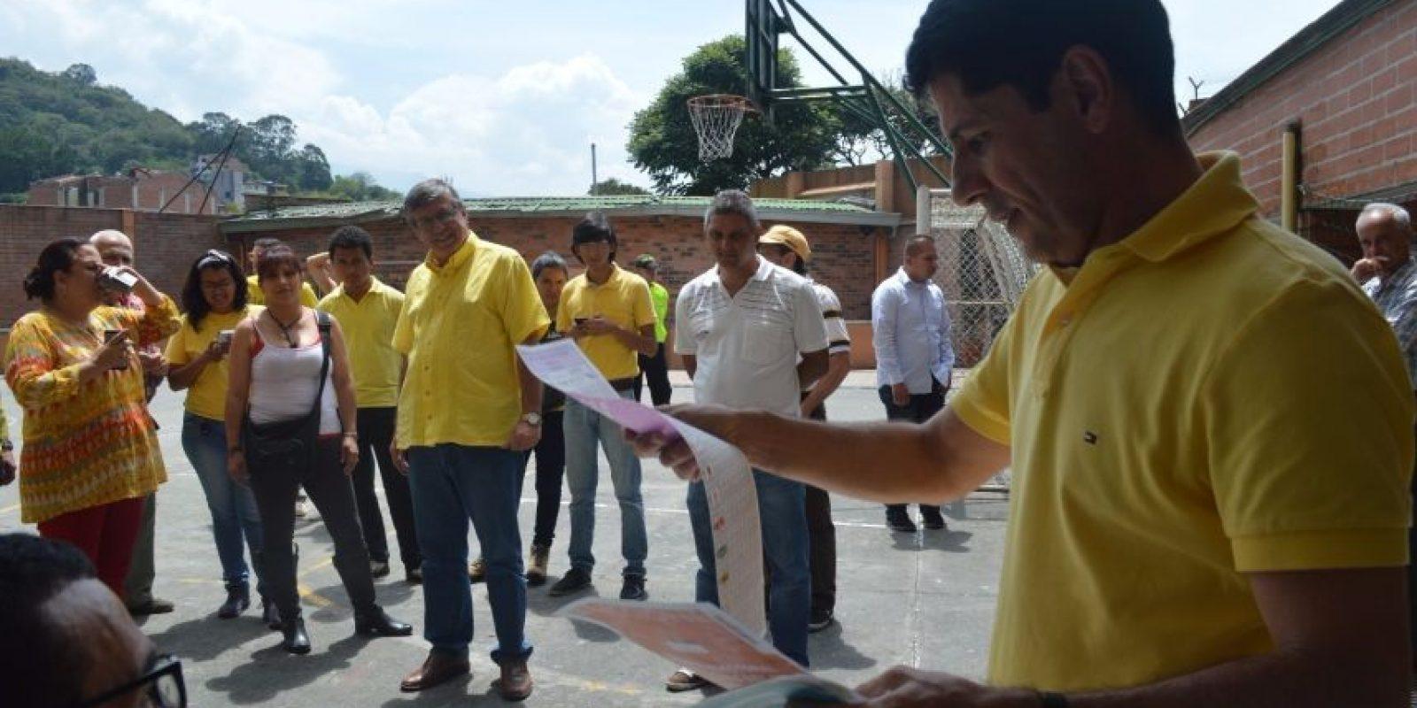 Héctor Hoyos, Polo Democrático Alternativo Foto:Cortesía: Campaña Héctor Hoyos