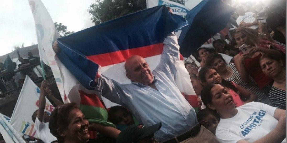 Maurice Armitage, elegido nuevo alcalde de Cali