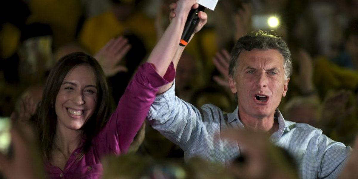 Mauricio Macri confirma balotaje en Argentina