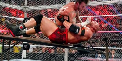 CM Punk vs. Ryback Foto:WWE