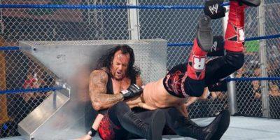 Undertaker vs. Edge Foto:WWE