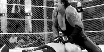 Tuvieron una brutal pelea Foto:WWE