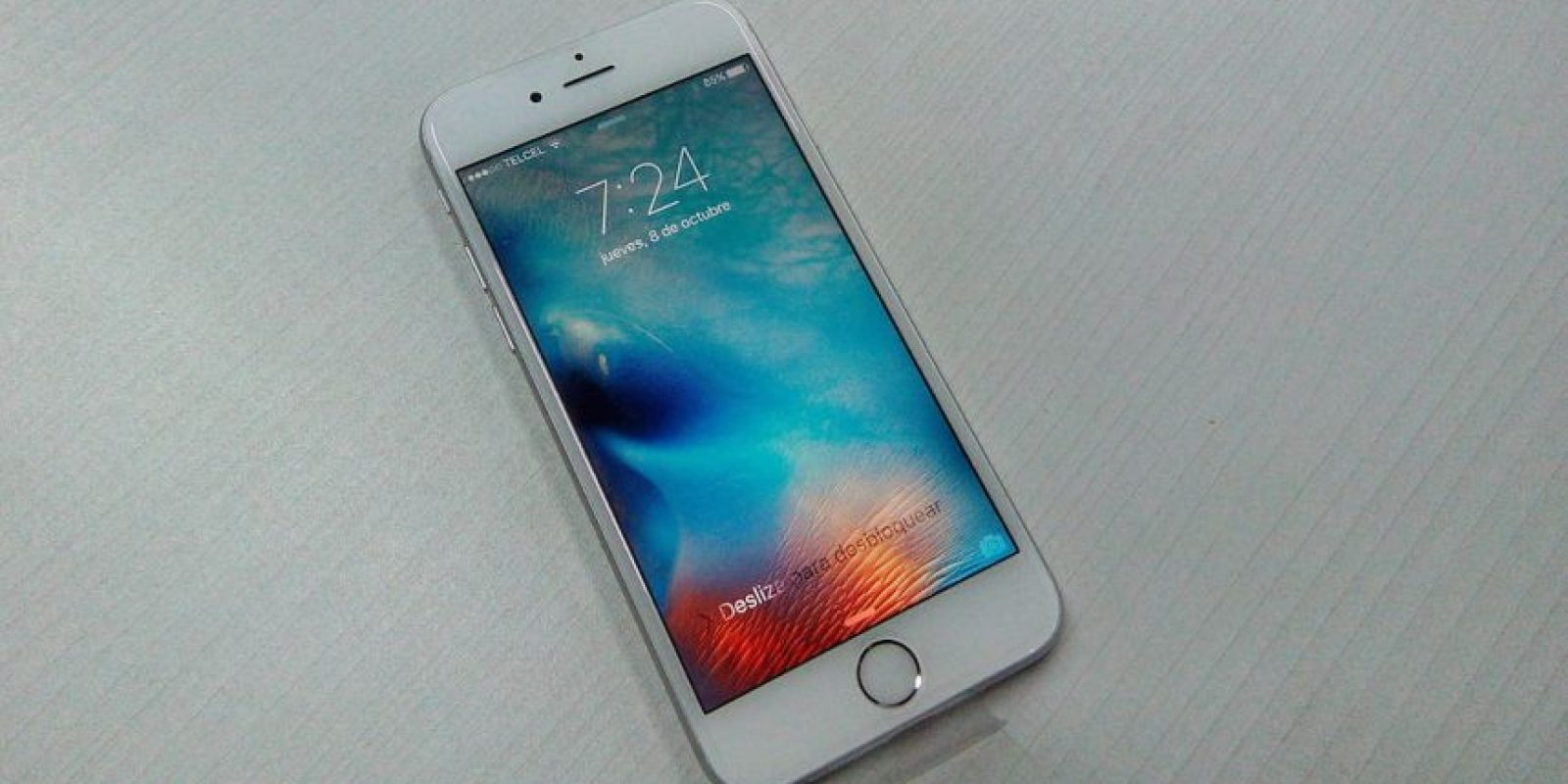 Apple les prestará un iPhone mientras arreglan el suyo. Foto:Especial