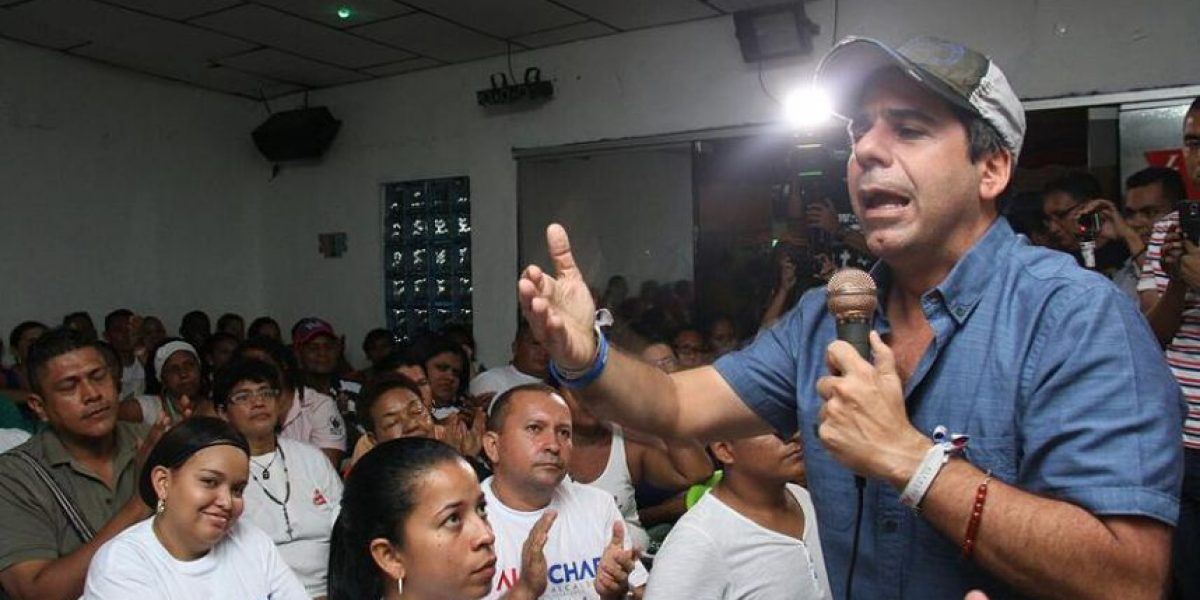Alejandro Char, perfil del nuevo Alcalde de Barranquilla
