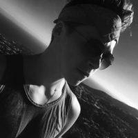"""""""Me encanta el fútbol, pero también me apasiona la fotografía y el cine. Dejo abiertas varias opciones por el momento"""", comentó a la revista """"Miss Vogue"""". Foto:vía instagram.com/brooklynbeckham"""