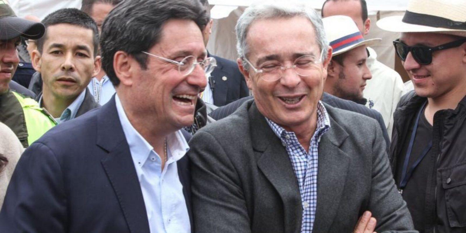 Foto:Cortesía campaña Francisco Santos