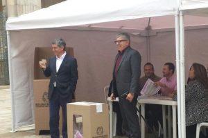 Foto:Cortesía campaña Rafael Pardo
