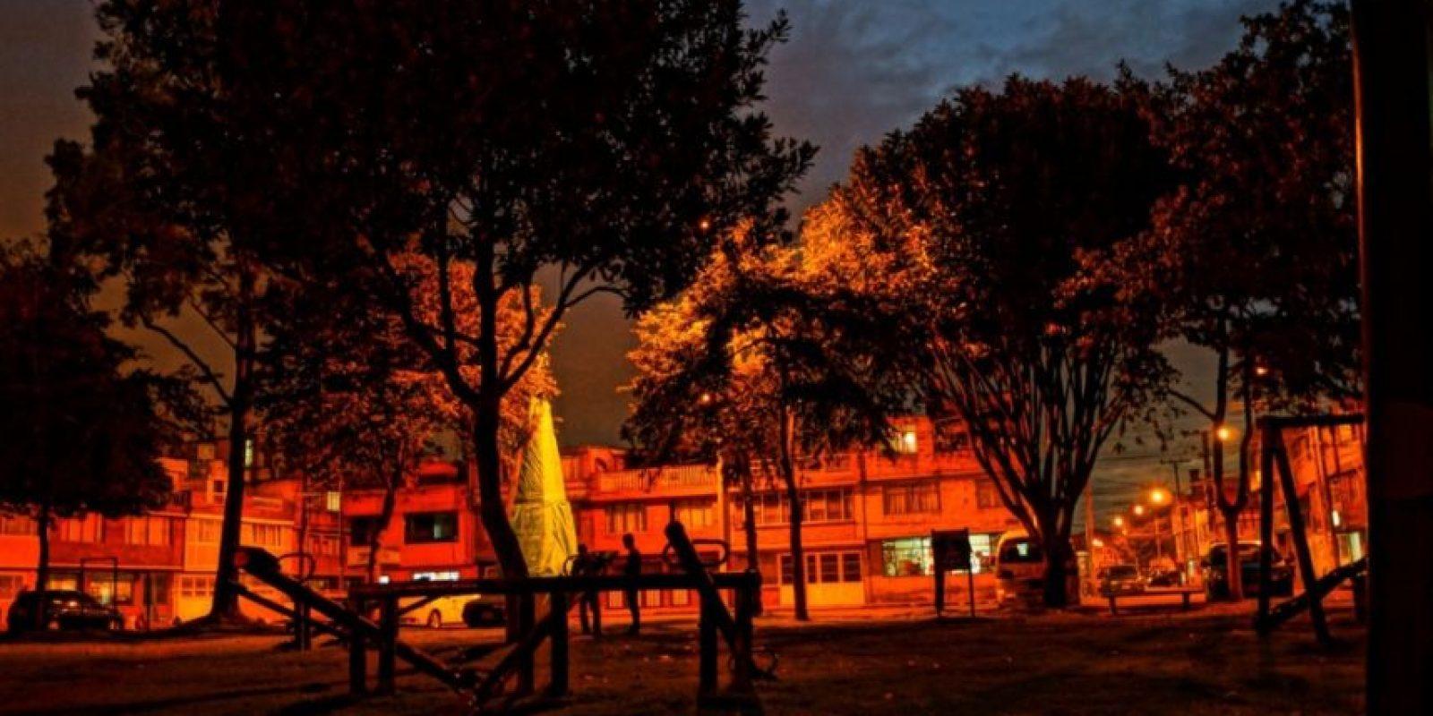 País: Colombia / Categoría: Alma de la Ciudad Foto:Óscar Giovanny Mancipe Medina