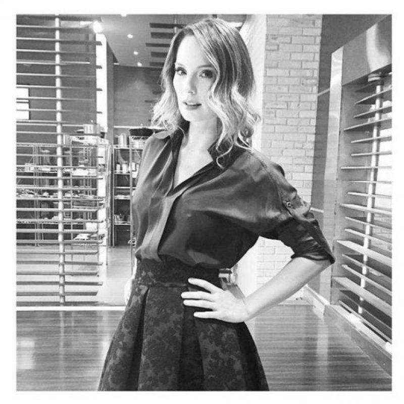 Foto:Instagram Claudia Bahamón
