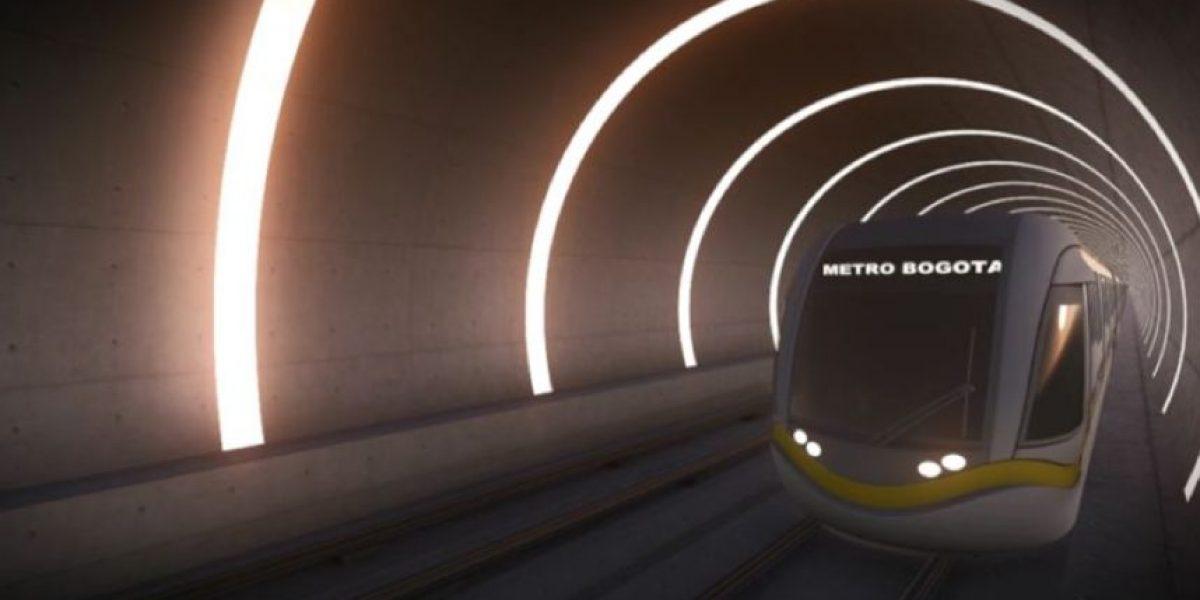 Nación aprobó 9,6 billones de pesos para la construcción del Metro