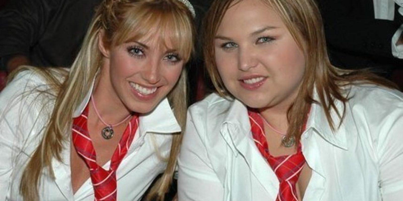"""La mejor amiga de """"Mia Colucci"""", papel que quedó a cargo de la cantante Anahí. Foto:Televisa"""