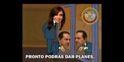 ALgunos continuan hablando sobre Cristina Kirchner Foto:Vía Instagram