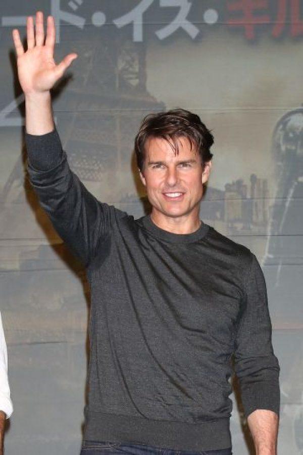 La actriz y comediante ataca abiertamente al actor estadounidense, Tom Cruise. Foto:Getty Images