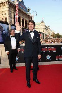 """""""Ser crítico con Tom Cruise es ser crítico con la Cienciología. Eres considerado maligno"""", asegura en la entrevista. Foto:Getty Images"""