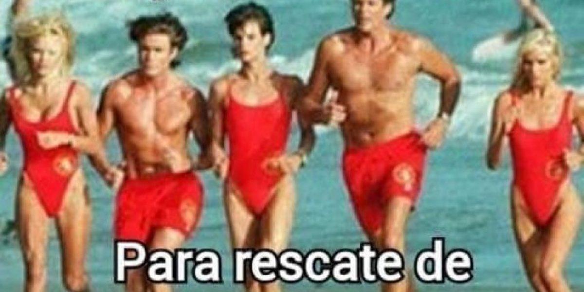Los memes de los ahogados políticos en Barranquilla