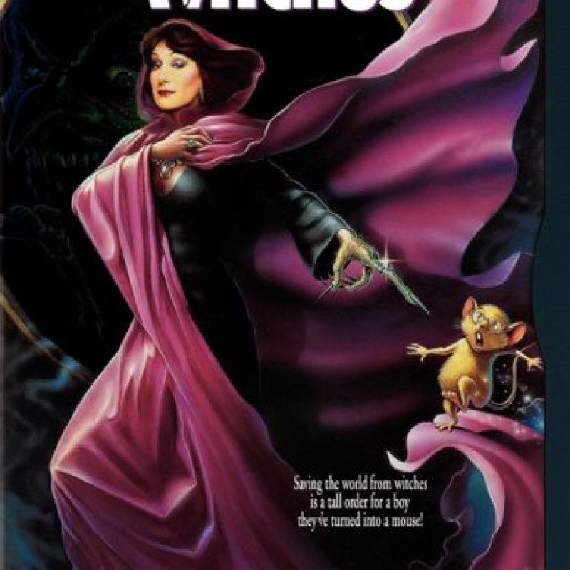 Un grupo de brujas querían convertir a todo un grupo de niños en ratones. Foto:vía Warner Bros