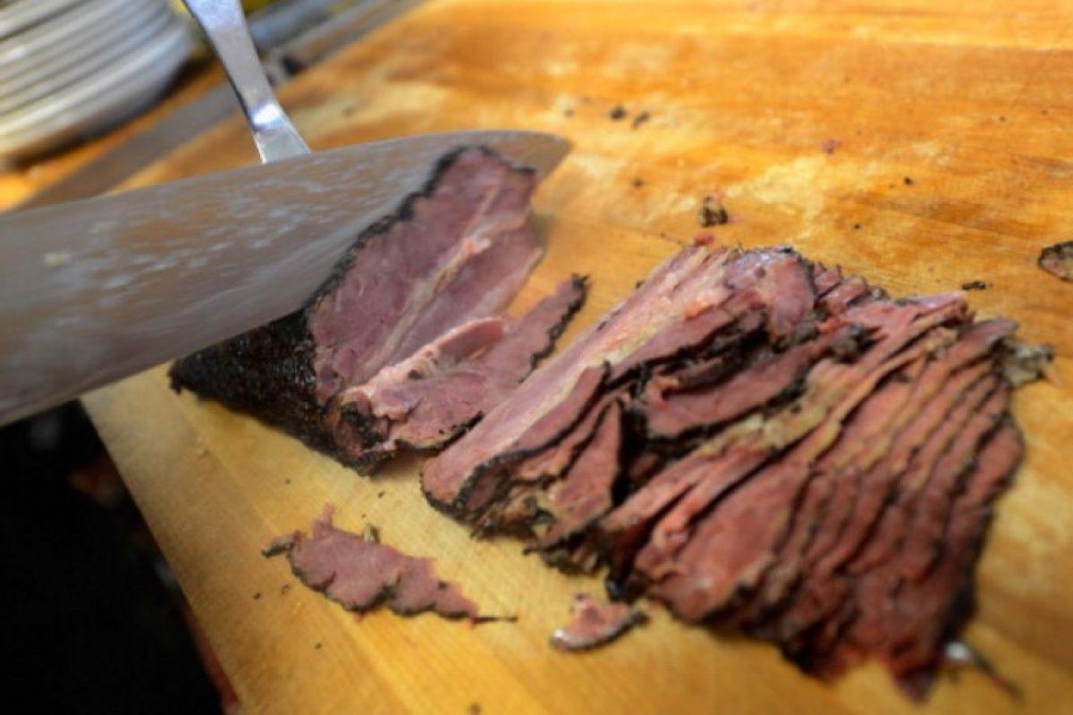 Carne seca Foto:Getty Images