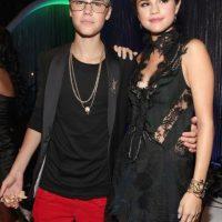 Justin Bieber y Selena Gómez Foto:Getty Images