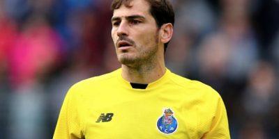 El futbolista español Iker Casillas. Foto:Getty Images