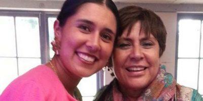 La 'Negra Candela' con su hija. Foto:Instagram.com/Miss_balli
