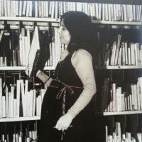 La 'Negra Candela' en su juventud. Foto:Instagram.com/Miss_balli