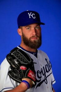 4. Danny Duffy (Royals) Foto: Getty Images