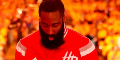 James Harden (Houston Rockets) Foto: Getty images