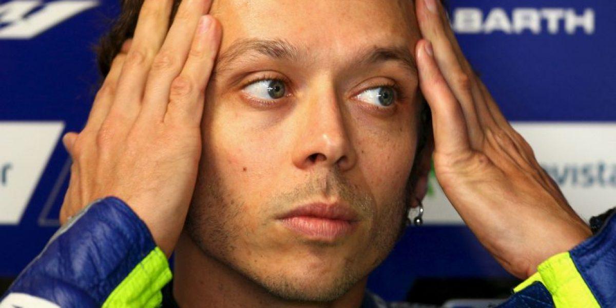 """""""Il Dottore"""" se lleva grandes críticas de los medios por conducta antideportiva"""