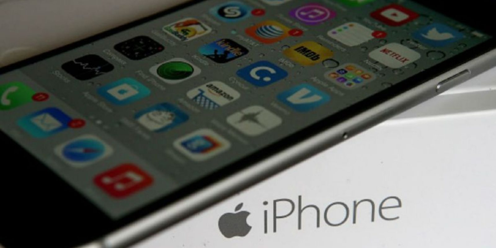 A continuación pueden conocer a las celebridades que aman el iPhone. Foto:Getty Images