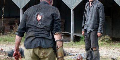 Daryl lo elimina cuando ya es un zombie Foto:AMC