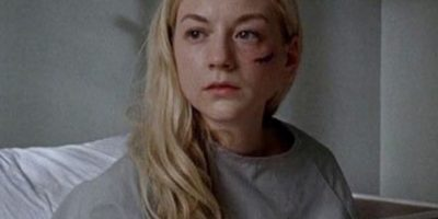 El octavo episodio de la quinta entrega concluyó con la muerte de Beth, uno de los personajes más queridos por los fans. Foto:AMC
