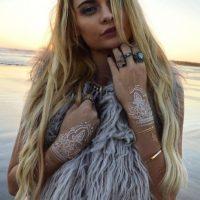 Foto:Via Instagram/#Tattoohenna