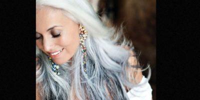 Siempre ha tenido el pelo blanco. Foto:vía Yazemeenah.com