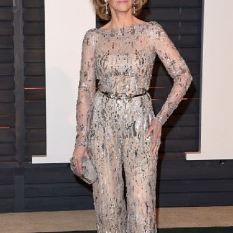 Jane Fonda sigue impresionando por su apariencia. Foto: vía Getty Images