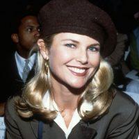Así era su apariencia cuando era una modelo. Foto:vía Getty Images