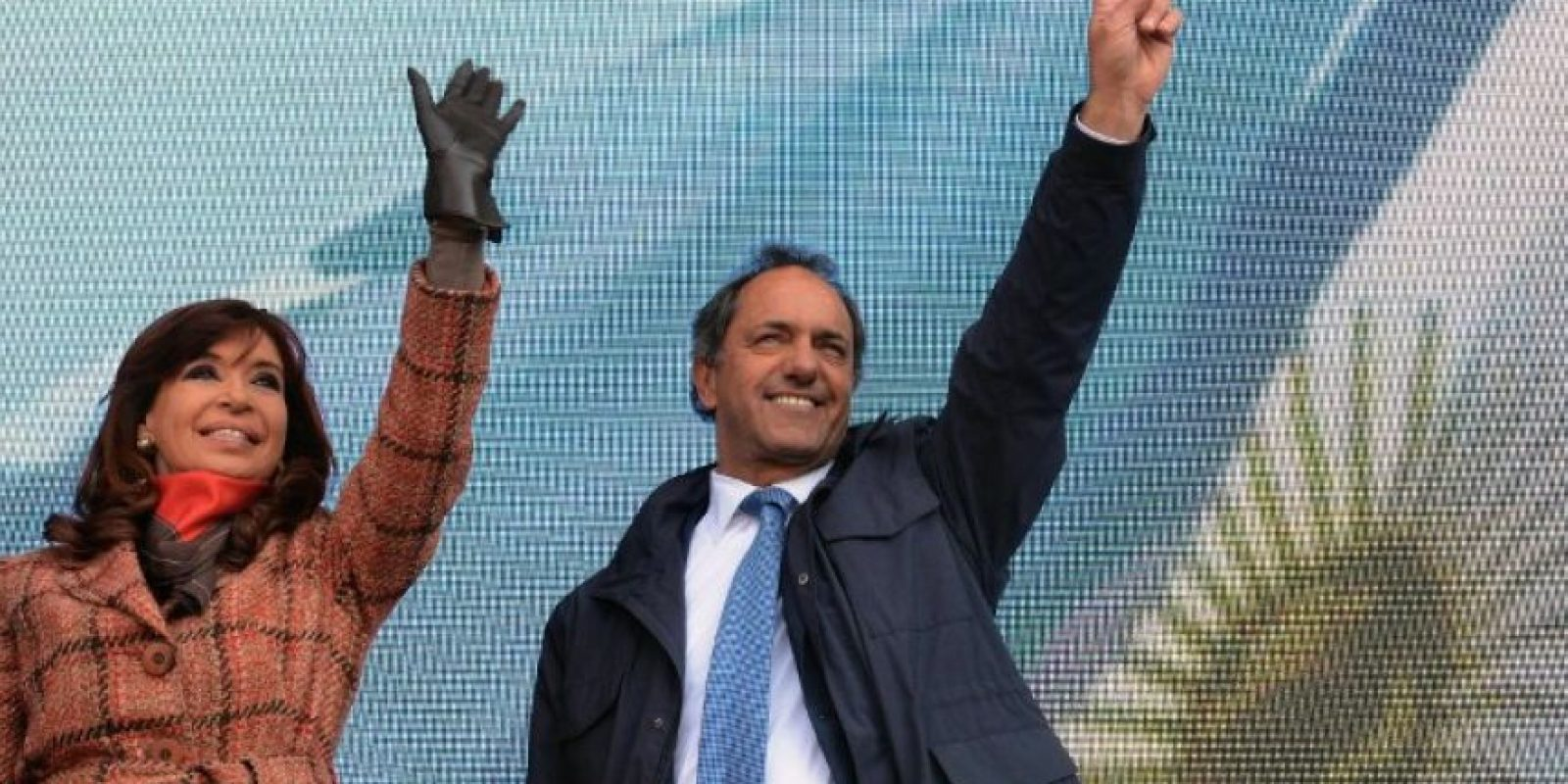 Fue vicepresidente en el mandato de Néstor Kirchner (2003-2007) Foto:AFP