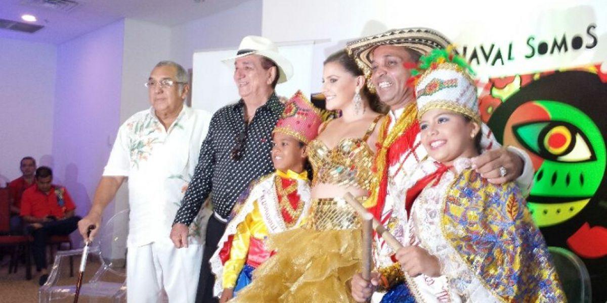 Así fue el lanzamiento del Carnaval de Barranquilla