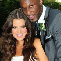 En 2009, Khloé Kardashian y Lamar Odom se casaron a tan solo cuatro semanas de conocerse Foto:The Grosby Group