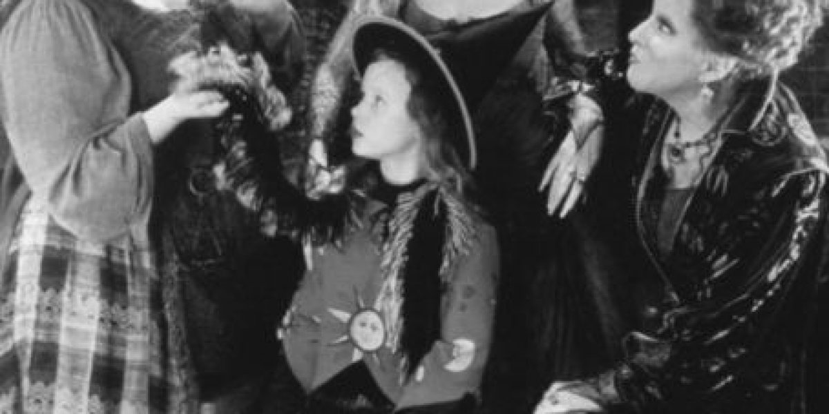 "Fotos: Así se ve la niña de la película ""Abracadabra"