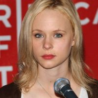 "Luego del filme, apareció en la comedia ""Now and Then"" Foto:Getty Images"