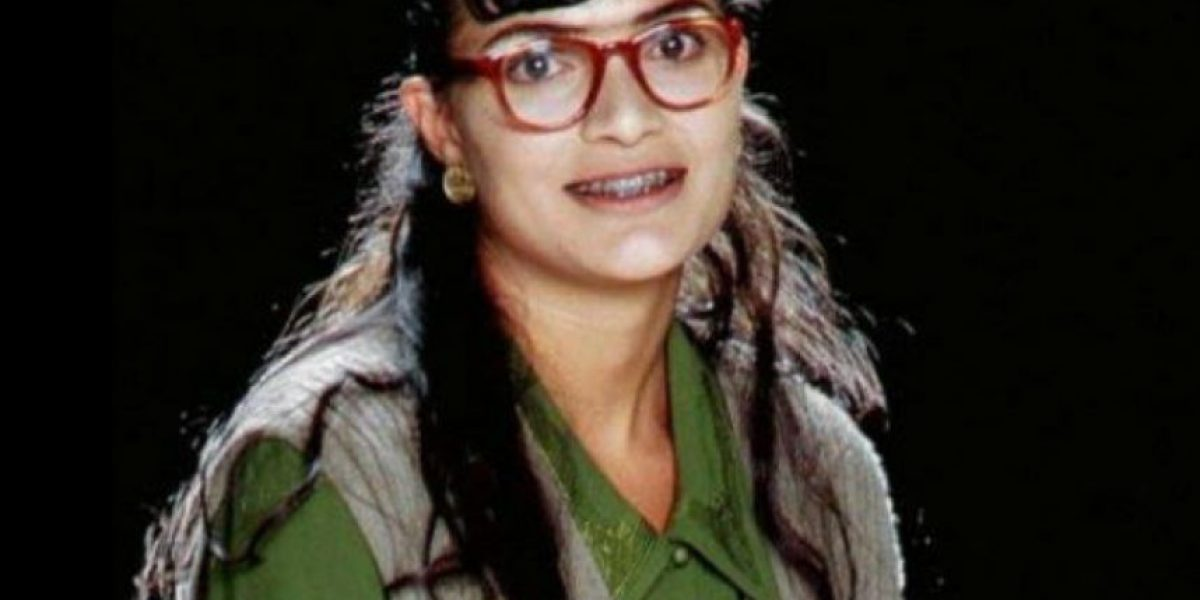 Ana María Orozco y sus cambios a través del tiempo