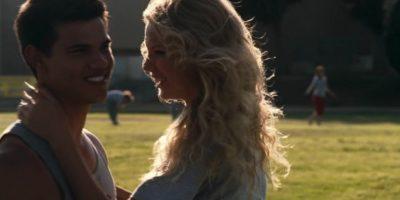 """En 2010 compartió créditos con la cantante Taylor Swift en la cinta """"Valentine's Day"""" Foto:vía YouTube"""
