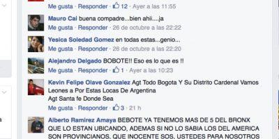 Foto:Captura de pantalla del perfil de Facebook Bebote Alvarez – Oficial
