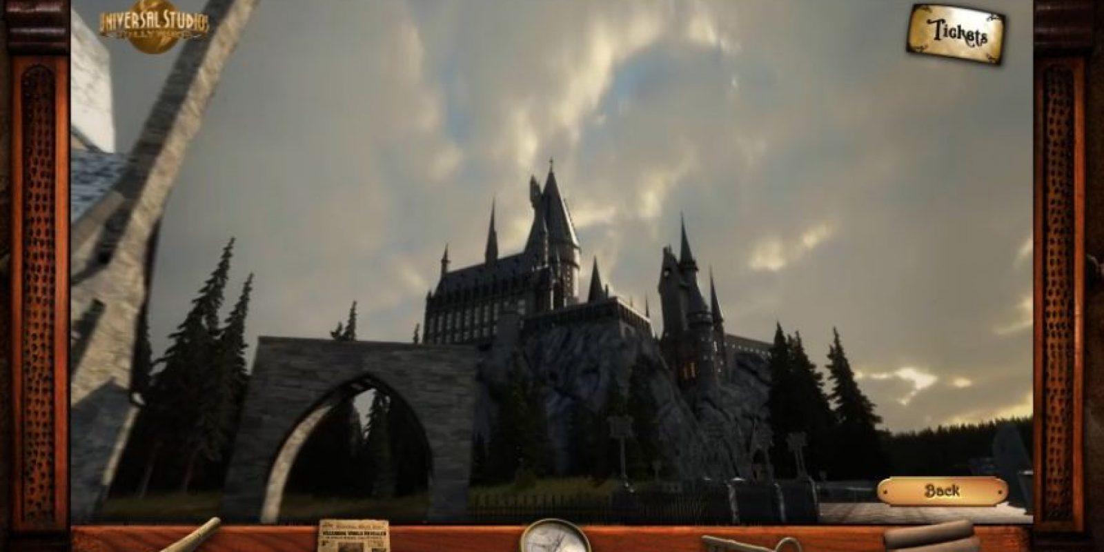 """En este mismo tour podrán visitar el famoso colegió """"Hogwarts"""", la oficina del profesor """"Dumbledore"""" y el salón de """"Defensa Contra las Artes Oscuras"""". Foto:www.wizardingworldhollywood.com"""