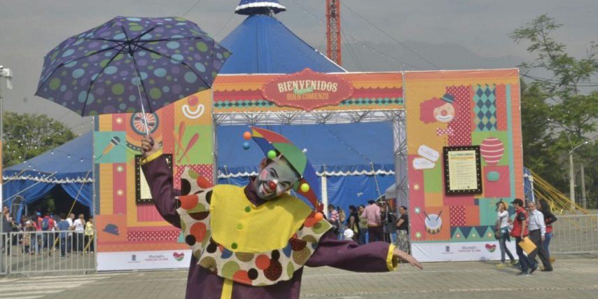 Arranca el Festival Buen Comienzo en Medellín
