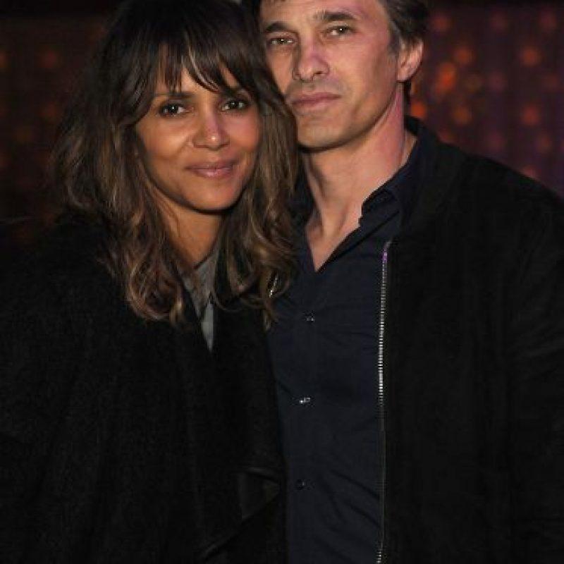 La pareja se casó cuando la actriz estaba embarazada del primer hijo de ambos. Foto:Getty Images