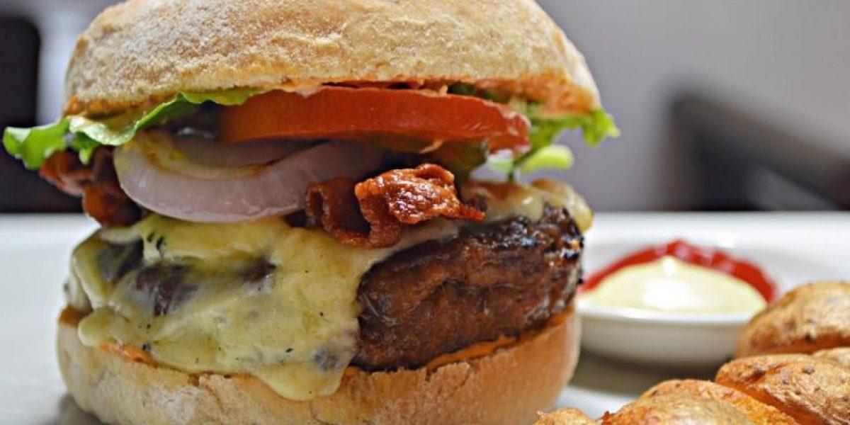 Las cinco mejores hamburguesas de Cali