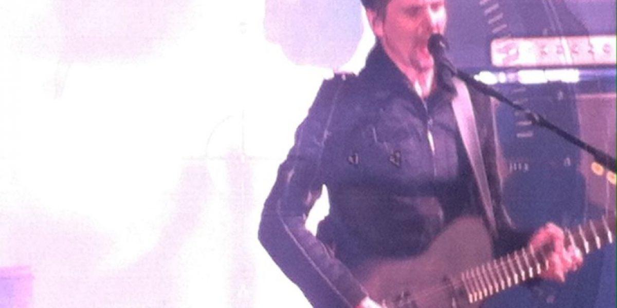 Así fue el concierto de Muse en Bogotá