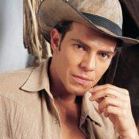 """Juan Alfonso Baptista era """"Óscar Reyes"""", alocado y divertido. Foto:vía Caracol Televisión/Telemundo"""